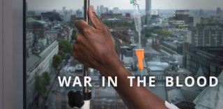 BBC Two documentary 'War in the Blood'