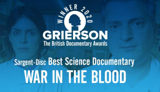 Grierson Awards War in the Blood