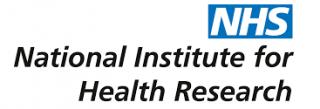 NIHR logo…