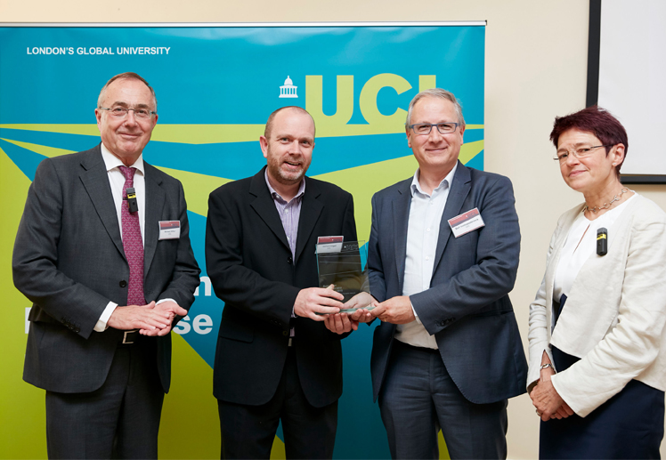 UCL Innovation and Enterprise Awards 2019