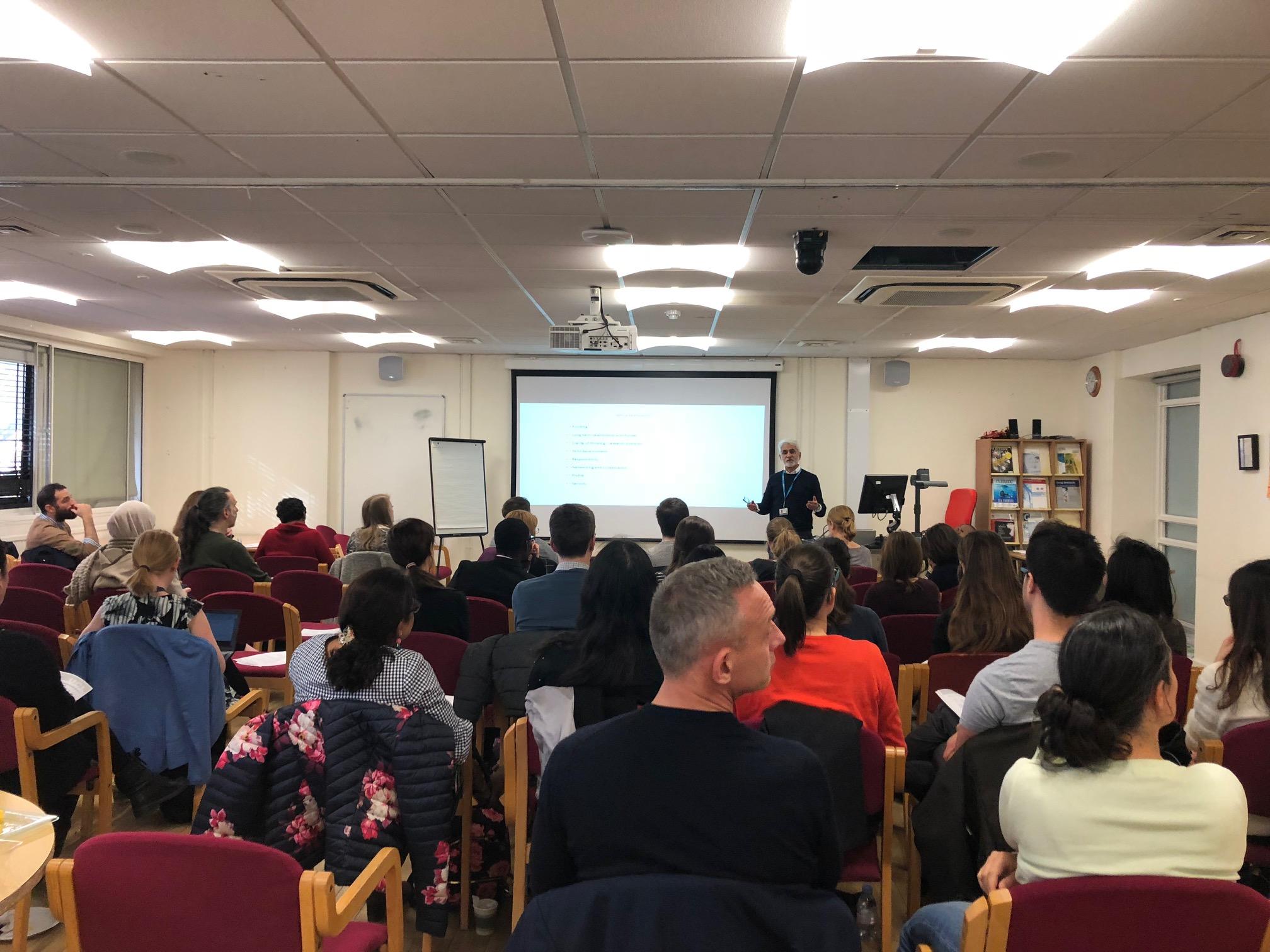 ICS Fellowship Event