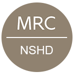 Circle NSHD logo