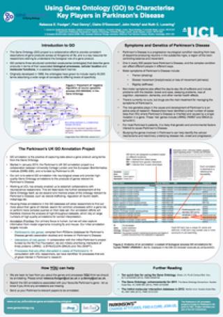 UCL Neuroscience 2014
