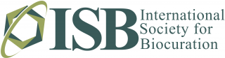 International Society for Biocuration logo