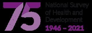 75th Logo - NSHD MRC