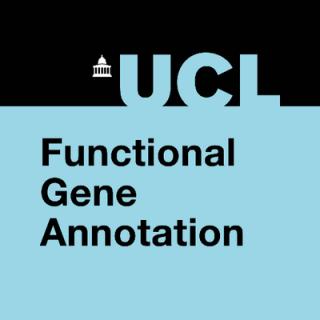 UCLgene Logo