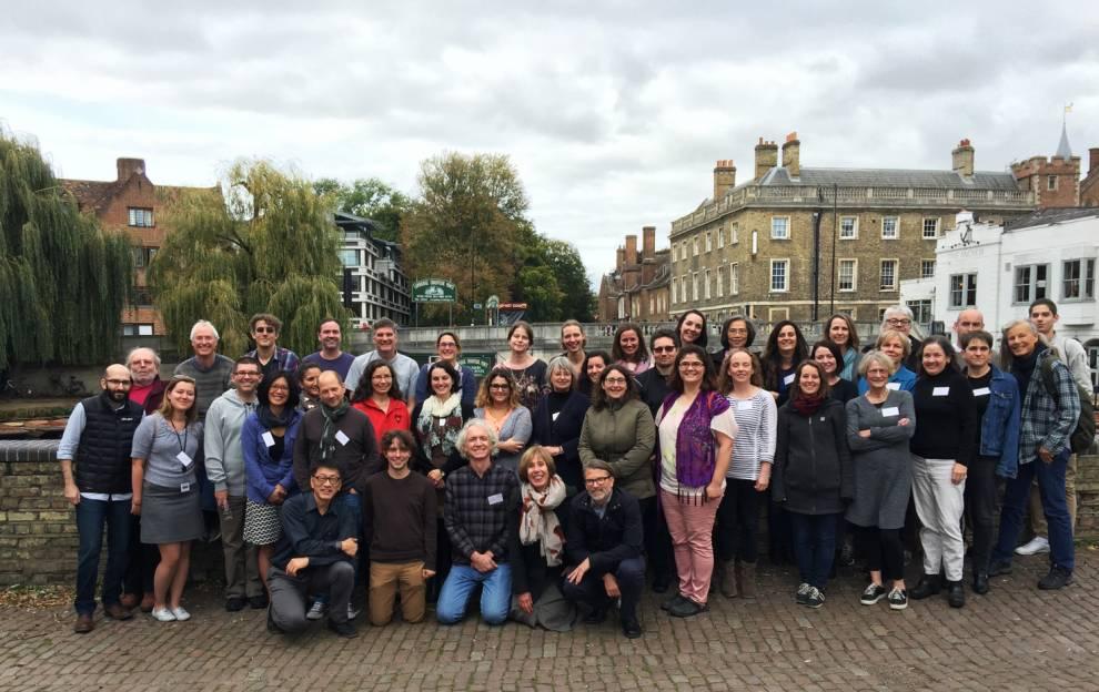 GOC meeting Cambridge October 2017