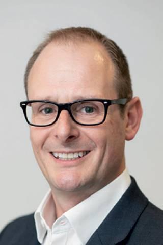 David Stevens, Assistant Director, UCL Estates