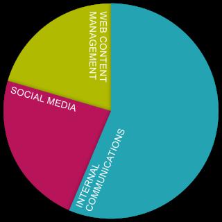 CAM pie chart