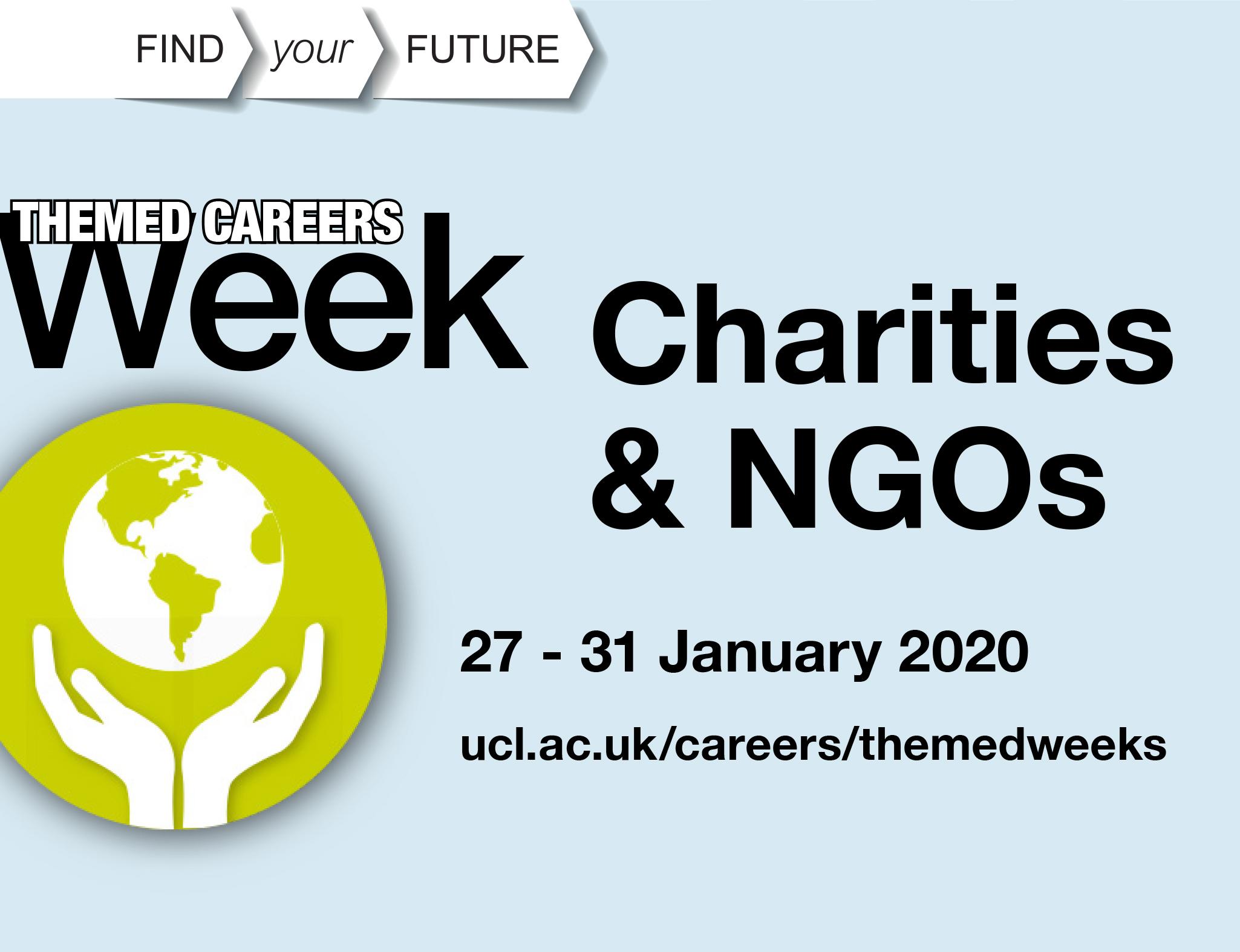 Charities & NGOs Logo