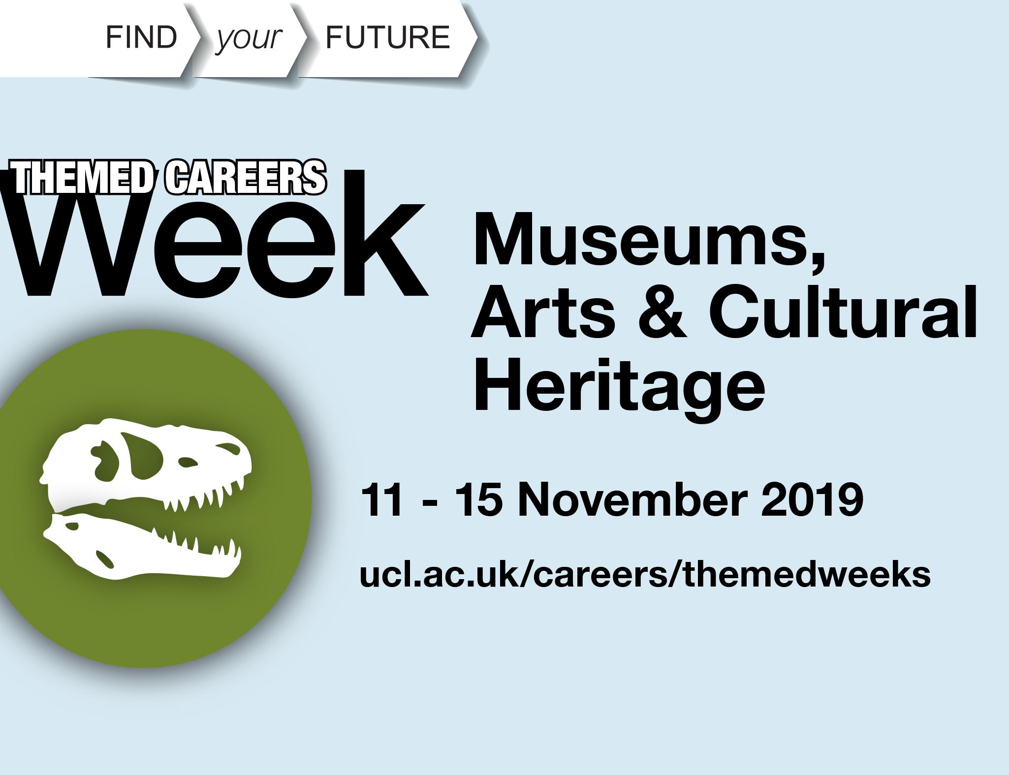 Museums, Arts & Cultural Heritage Logo