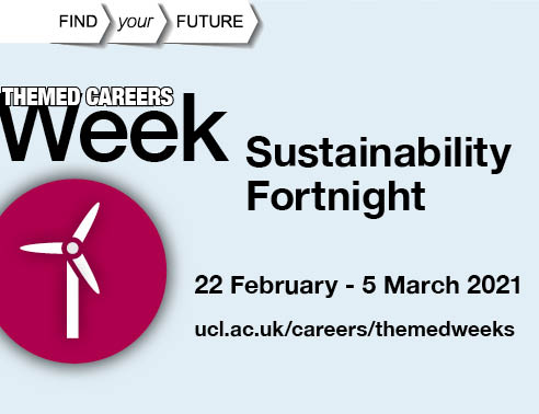 Sustainability fortnight dates