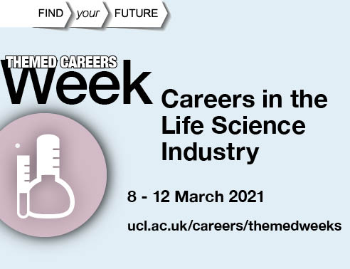 Life & Health Sciences Week Dates