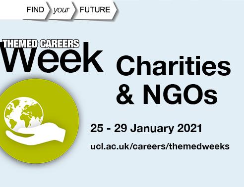 Charities & NGOs week dates