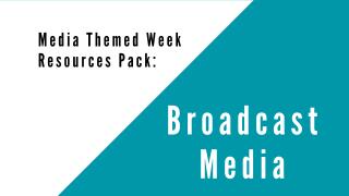 Broadcast Media Resource pack image