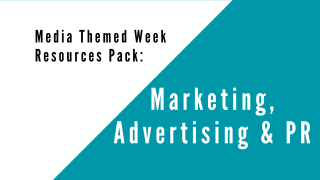 Marketing, Advertising & PR Resource Pack image