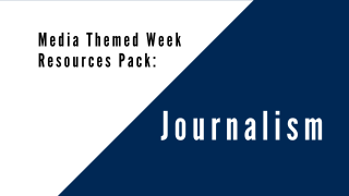 Journalism Resource Pack image