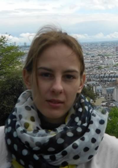 Dominika Cholewinska-Vater