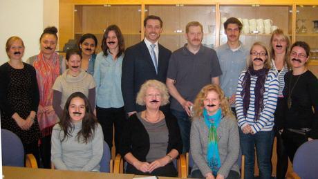 Movember…