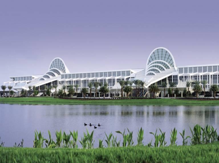 Orange County Convention Center…