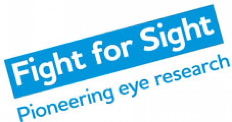 Fight for Sight Logo…