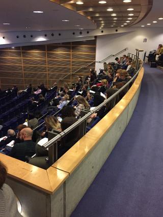 Conference lecture theatre photo