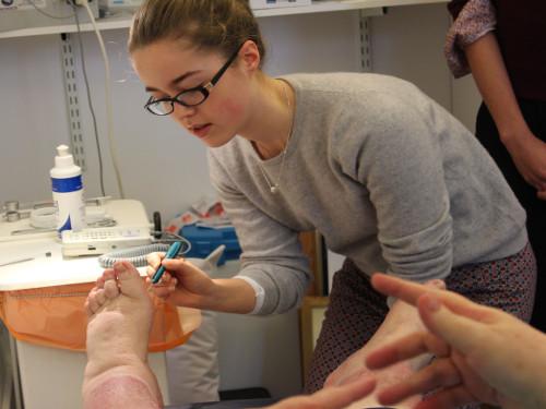 Experimental clinical trials