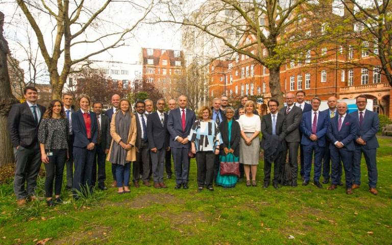 ICGNMD PIs at Queen Square
