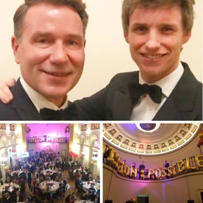 MRC Centre hosts spectacular fundraising ball, Mission Possible!