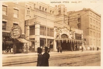 Vancouver Opera House