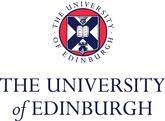 University of Edinburgh logo…