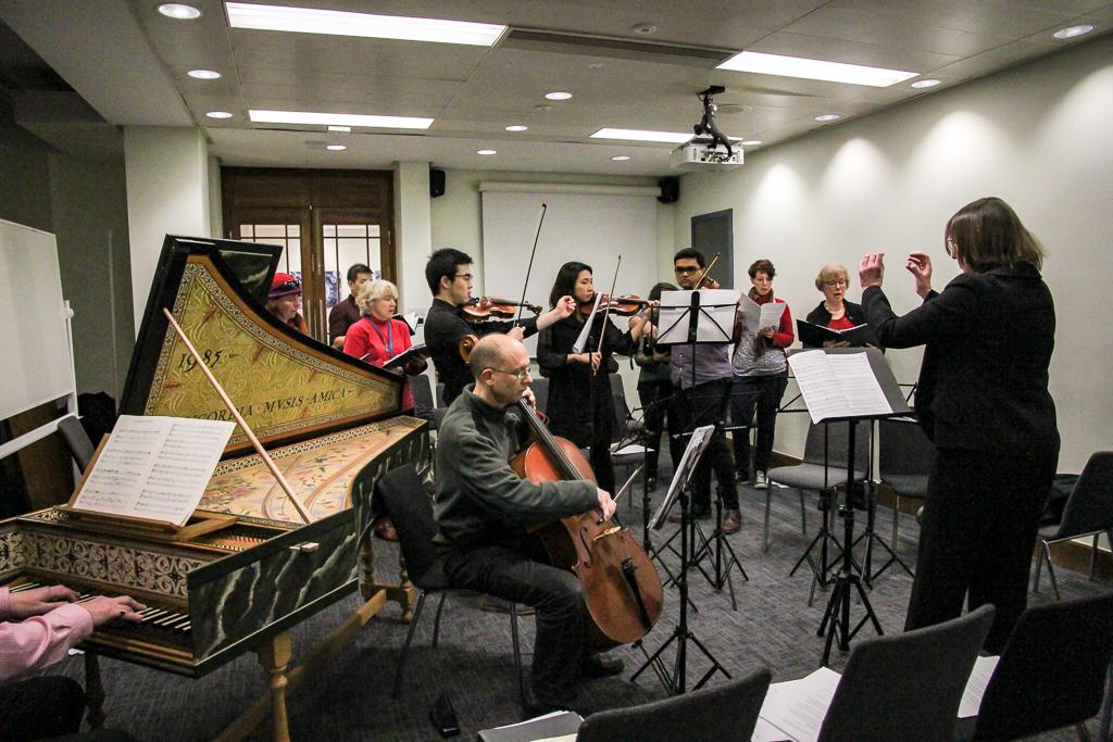 UCL Chamber Music Club - UCL - London's Global University