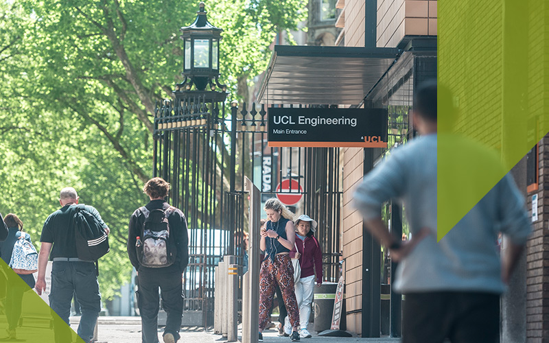 Life at UCL Chemical Engineering