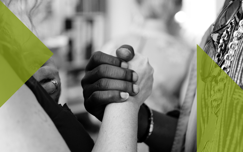 Equality, Diversity & Inclusion at Chemical Engineering - Holding Hands Photo by Aarón Blanco Tejedoron Unsplash