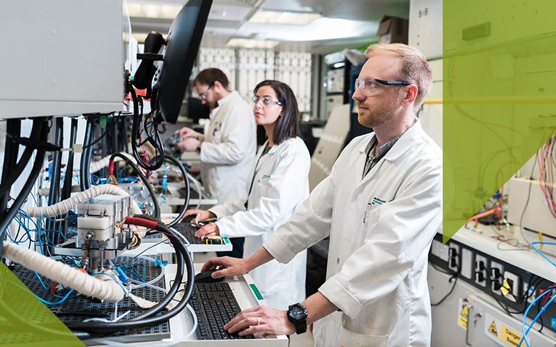 The Electrochemical Innovation Lab (EIL)