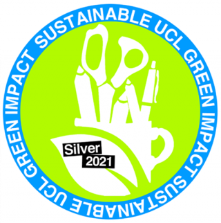 UCL Chemical Engineering win Silver Green Impact Award