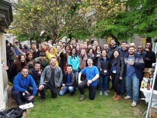 Staff Student Group Photo 2017