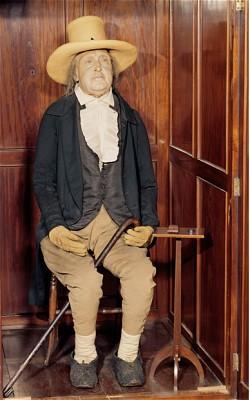 Jeremy Bentham…