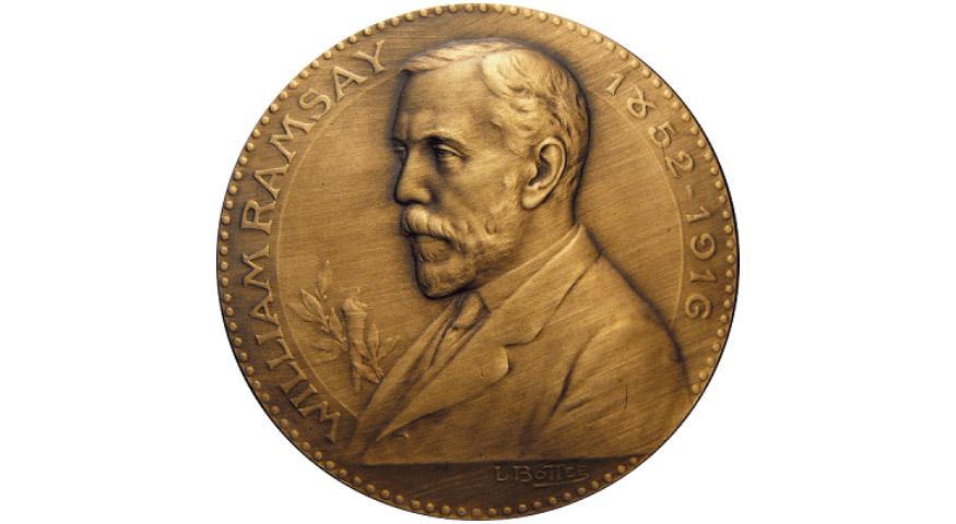 Ramsay Medal Winners