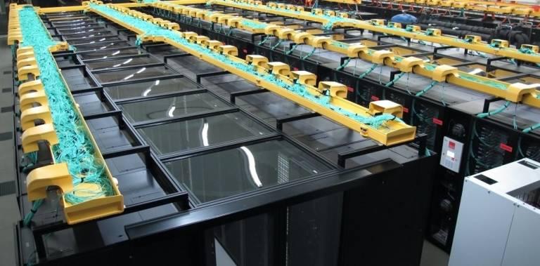 Supercomputer at Leibniz_Coveney Group