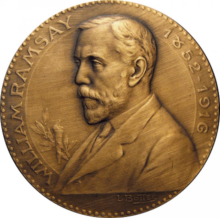 Ramsay Medal…