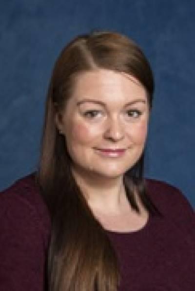 Dr Caroline Knapp…