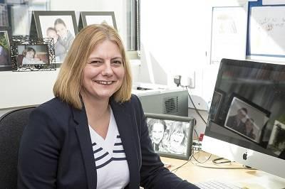 Professor Claire Carmalt…