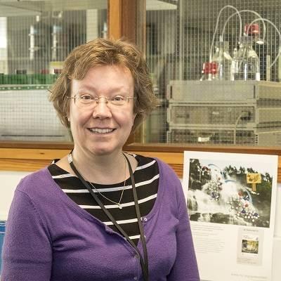 Prof. Helen Hailes…