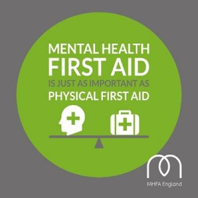 Mental Health First Aid…