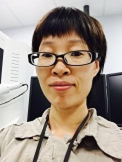 Dr Mingqing Wang…