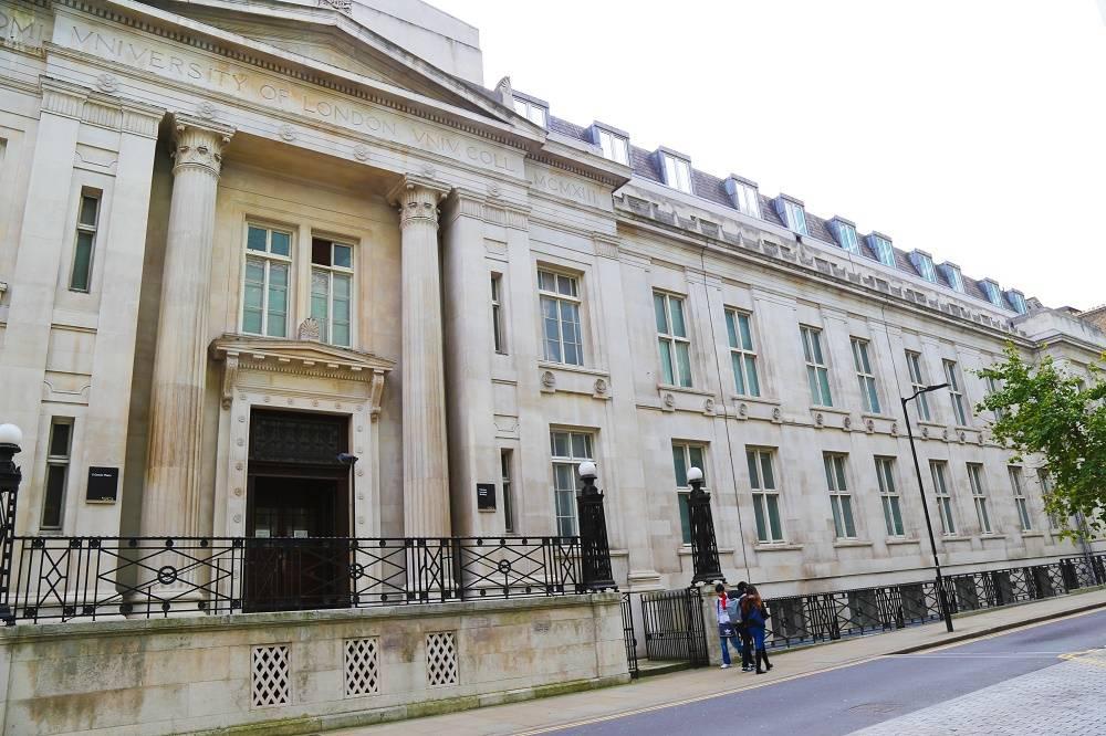 Kathleen Lonsdale Building…