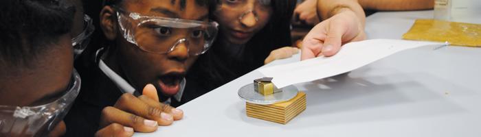 Exploring superconductors…