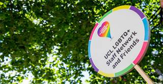 UCL equality diversity inclusion