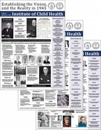 GOS ICH History Boards